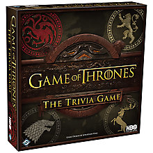 Buy Game of Thrones Trivia Game Online at johnlewis.com