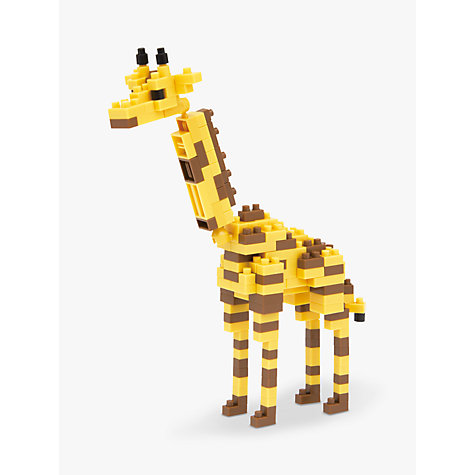 Buy Nanoblock Giraffe Online at johnlewis.com