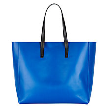 Buy Jaeger Banks Bonded Leather Tote Bag Online at johnlewis.com