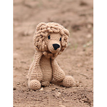 Buy Toft Rufus the Lion Crochet Kit Online at johnlewis.com