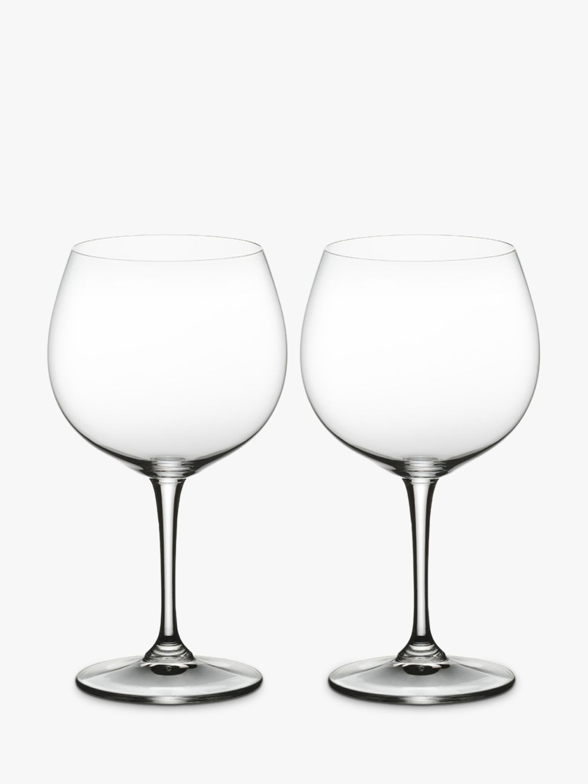 Riedel Riedel Vinum Oaked Chardonnay Glass, Clear, Set of 2