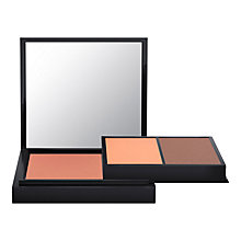 Buy MAC All The Right Angles Contour Palette, Dark Online at johnlewis.com