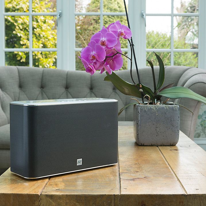Buy ROBERTS S2 Multi-room Speaker with Bluetooth, Internet Radio Online at johnlewis.com