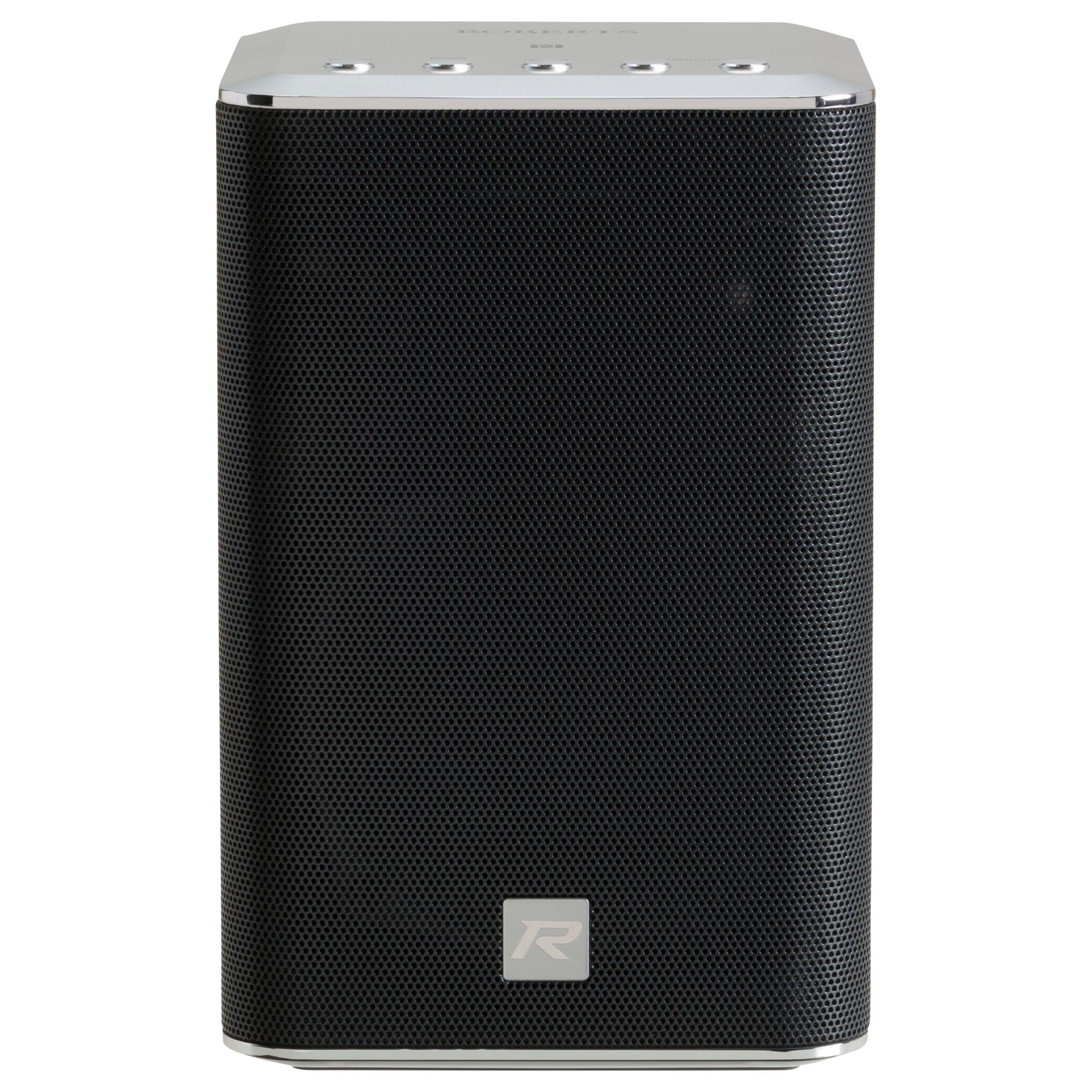 Roberts ROBERTS S1 Multiroom Bluetooth Speaker, Internet Radio & NFC