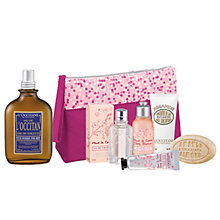 Buy L'Occitane for Men Eau De Toilette, 100ml: With FREE Gift Online at johnlewis.com