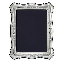 "Buy Carrs Vintage Sterling Silver Photo Frame, 7 x 5"" Online at johnlewis.com"