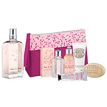 Buy L'Occitane Cherry Blossom Eau de Toilette, 75ml: With FREE Gift Online at johnlewis.com