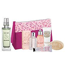 Buy L'Occitane Thé Vert & Bigarade Eau de Toilette, 75ml: With FREE Gift Online at johnlewis.com