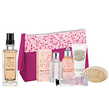 Buy L'Occitane Vanille & Narcisse Eau de Toilette, 75ml With FREE Gift Online at johnlewis.com
