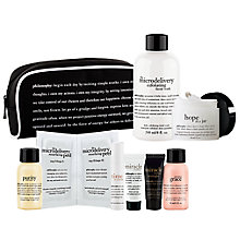 Buy Philosophy Hope In a Jar, All Skin Types, 60ml: With FREE Gift Online at johnlewis.com
