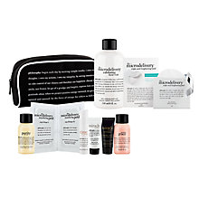 Buy Philosophy Micro Exfoliating Triple Acid Brightening Peel Pads: With FREE Gift Online at johnlewis.com