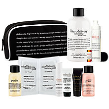 Buy Philosophy Time in a Bottle Daily Age Defying Serum, 40ml: With FREE Gift Online at johnlewis.com