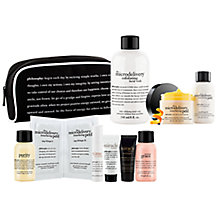 Buy Philosophy Microdelivery Peel Kit: With FREE Gift Online at johnlewis.com