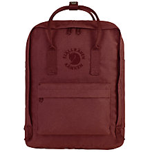Buy Fjallraven Re Kanken Backpack Online at johnlewis.com