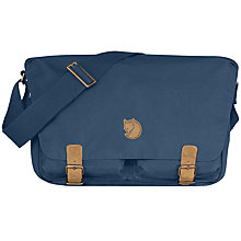 Buy Fjallraven Ovik Shoulder Bag, Blue Online at johnlewis.com