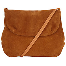 Buy Pieces Suede Across Body Bag Online at johnlewis.com