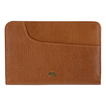 Buy Radley Pocket Bag Medium Leather Purse, Tan Online at johnlewis.com