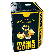 Buy Marvin's Magic Dynamic Coins Pack Online at johnlewis.com