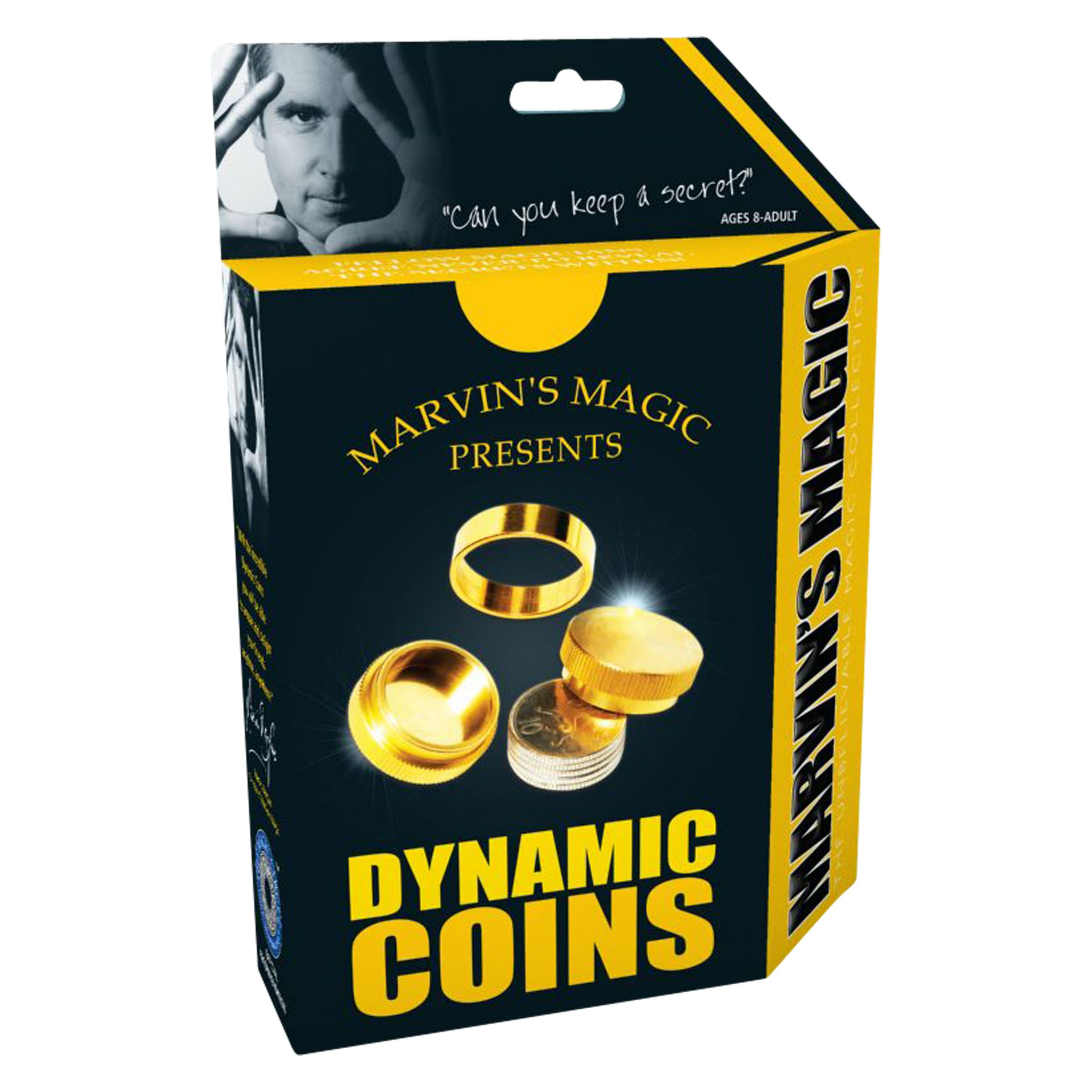 Marvin's Magic Marvin's Magic Dynamic Coins Pack