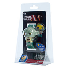 Buy Star Wars Yoda Digital Watch Online at johnlewis.com