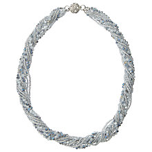 Buy John Lewis Layered Bead Collar Necklace Online at johnlewis.com