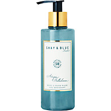 Buy Shay & Blue Atropa Belladonna Body & Hand Wash, 200ml Online at johnlewis.com