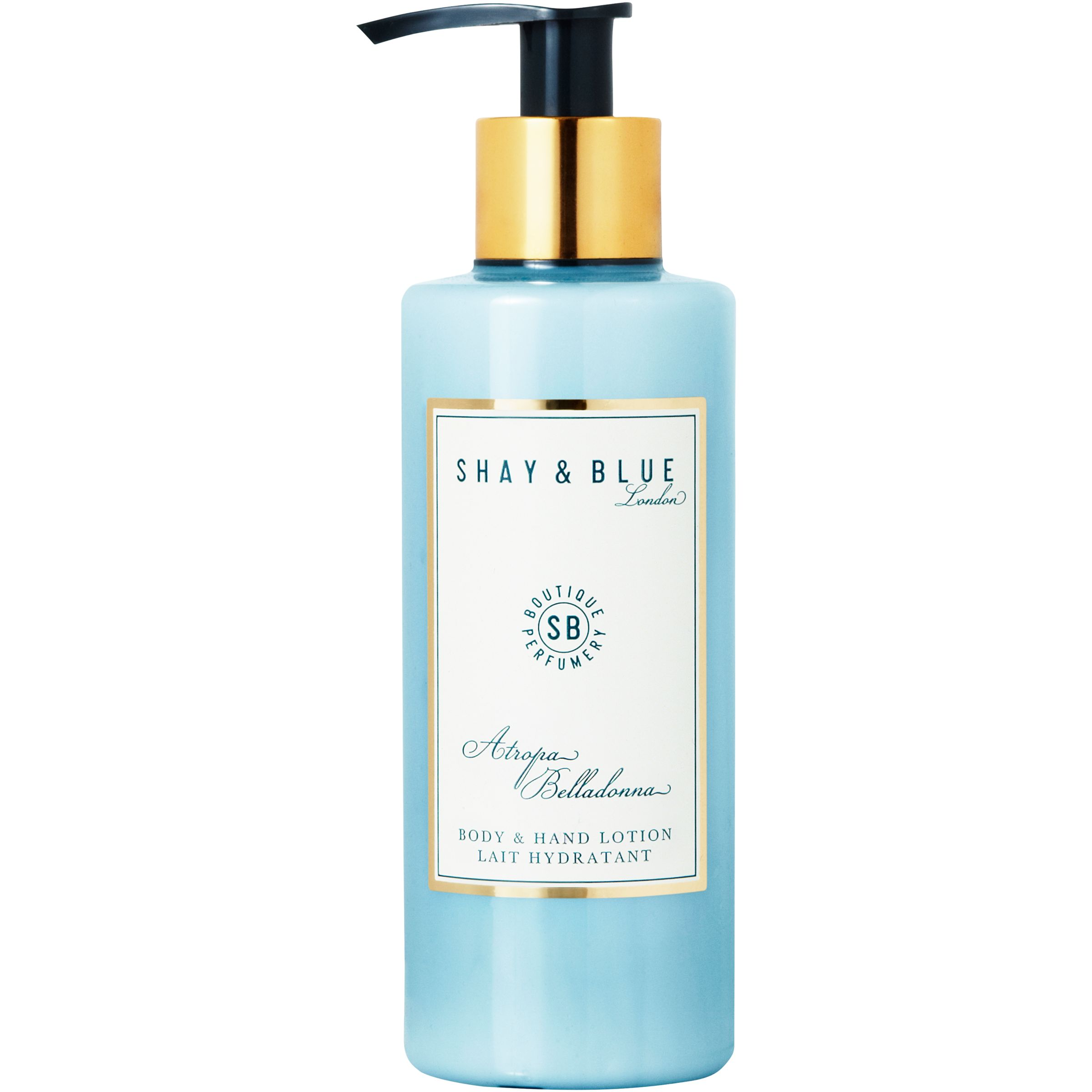Shay & Blue Shay & Blue Atropa Belladonna Body & Hand Lotion, 200ml