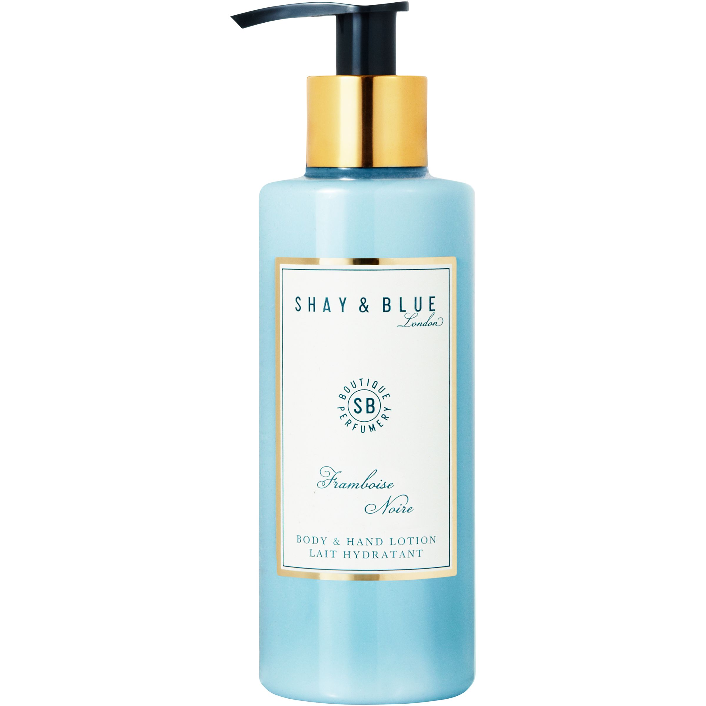 Shay & Blue Shay & Blue Framboise Noire Body & Hand Lotion, 200ml