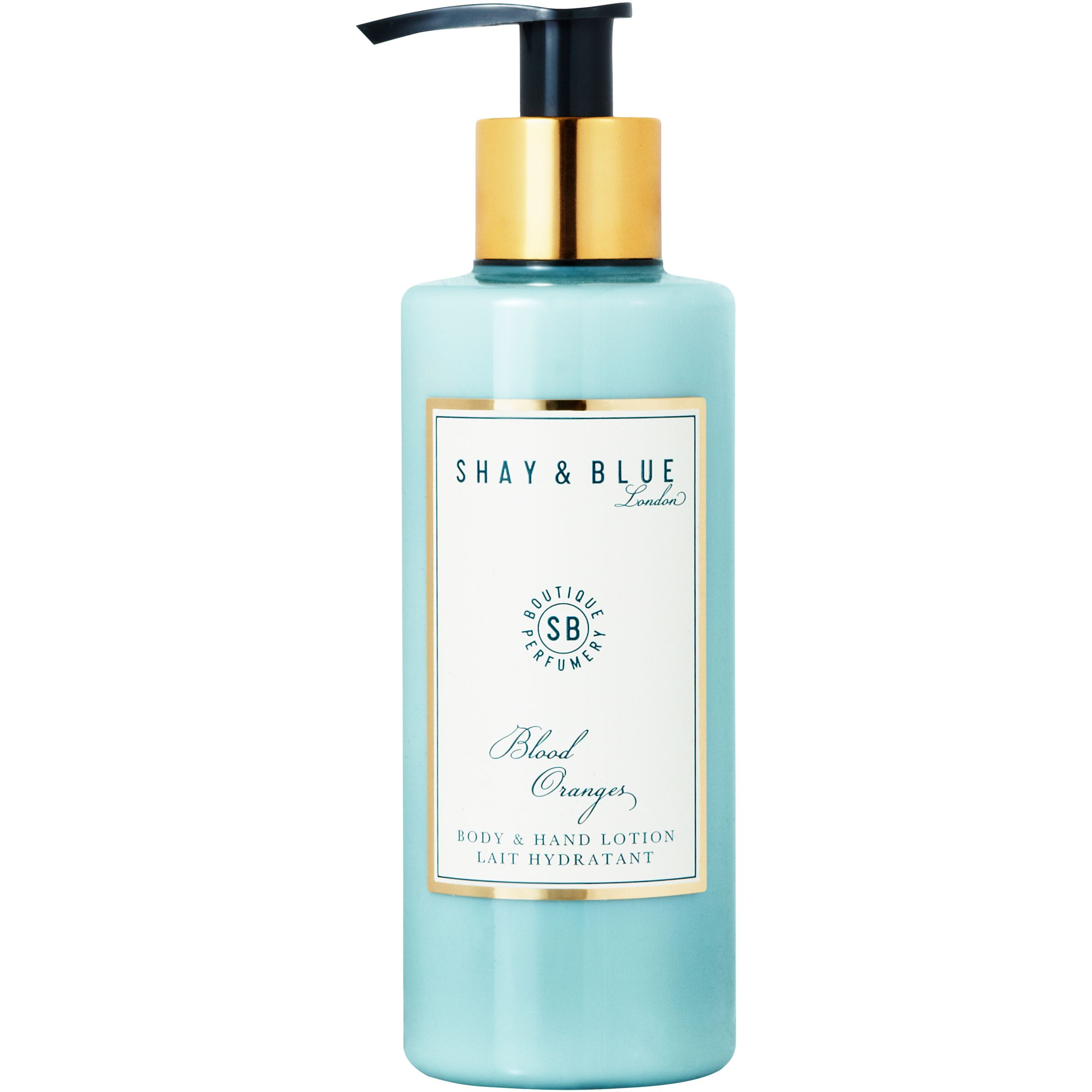 Shay & Blue Shay & Blue Blood Oranges Body & Hand Lotion, 200ml
