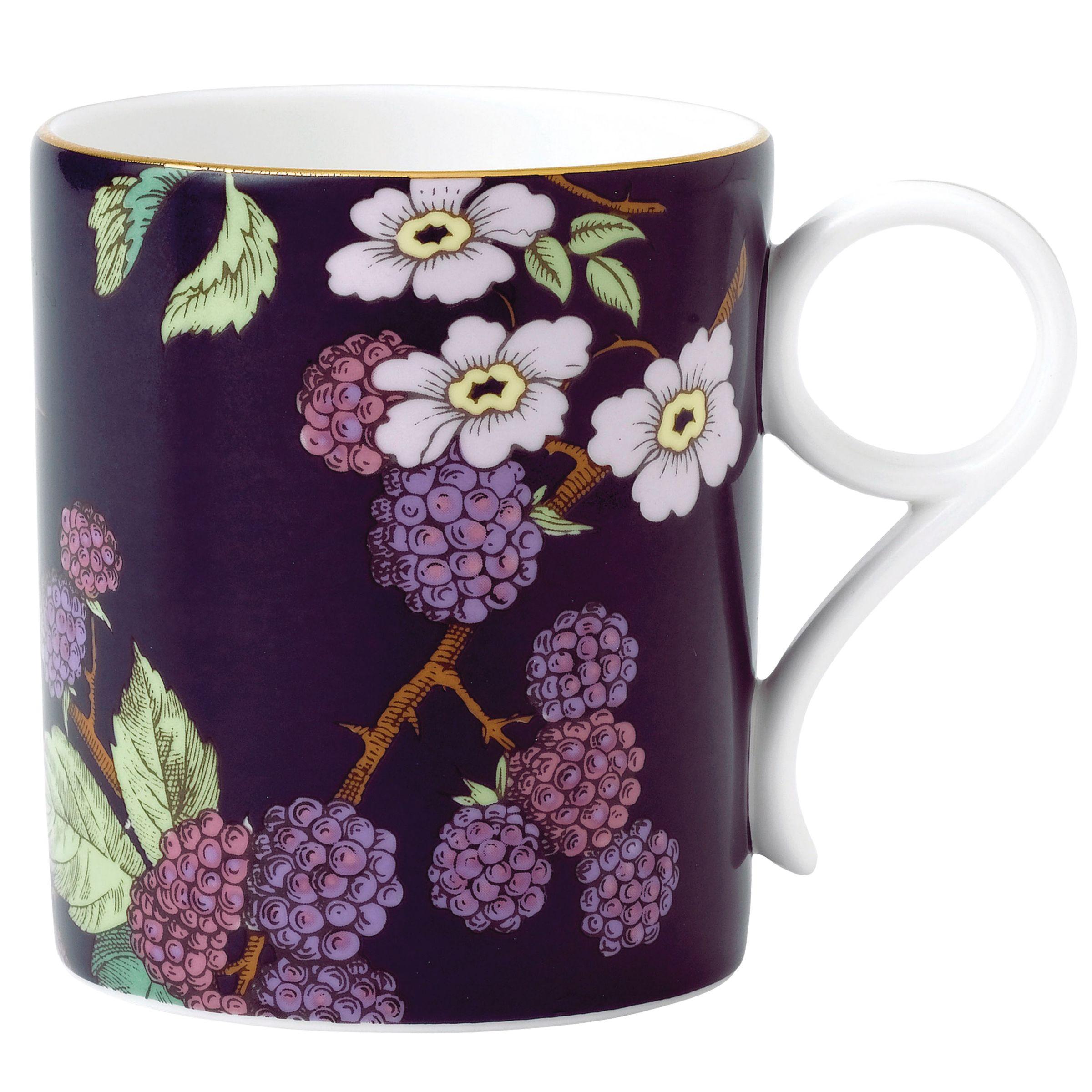 Wedgwood Wedgwood Tea Garden Blackberry Mug