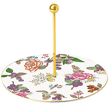 Buy Wedgwood Elegant Townhouse Tea Garden Serve Tray Online at johnlewis.com