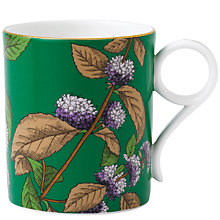 Buy Wedgwood Tea Garden Green Tea & Mint Mug Online at johnlewis.com