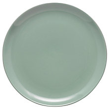 Buy Royal Doulton Olio 22cm Plate, Duck Egg Online at johnlewis.com