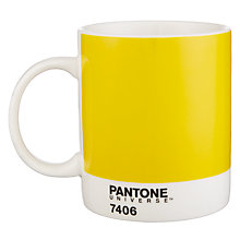 Buy Pantone Mug Online at johnlewis.com