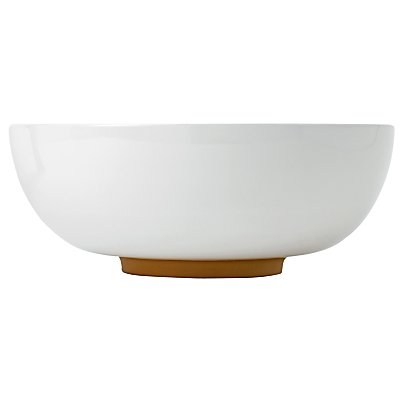 Royal Doulton Olio 25.5cm Serve Bowl, White
