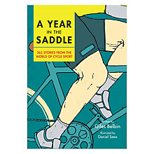 Buy A Year In The Saddle Book Online at johnlewis.com