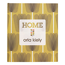 Buy Home Orla Kiely Book Online at johnlewis.com