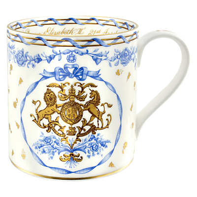 Royal Collection Queen's 90th Birthday Mug