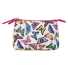 Buy Harlequin Papilio Cosmetic Purse Online at johnlewis.com