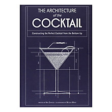 Buy The Architecture of The Cocktail Book Online at johnlewis.com