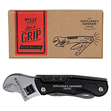 Buy Gentlemen's Hardware Wrench and Torch Multi Tool Online at johnlewis.com