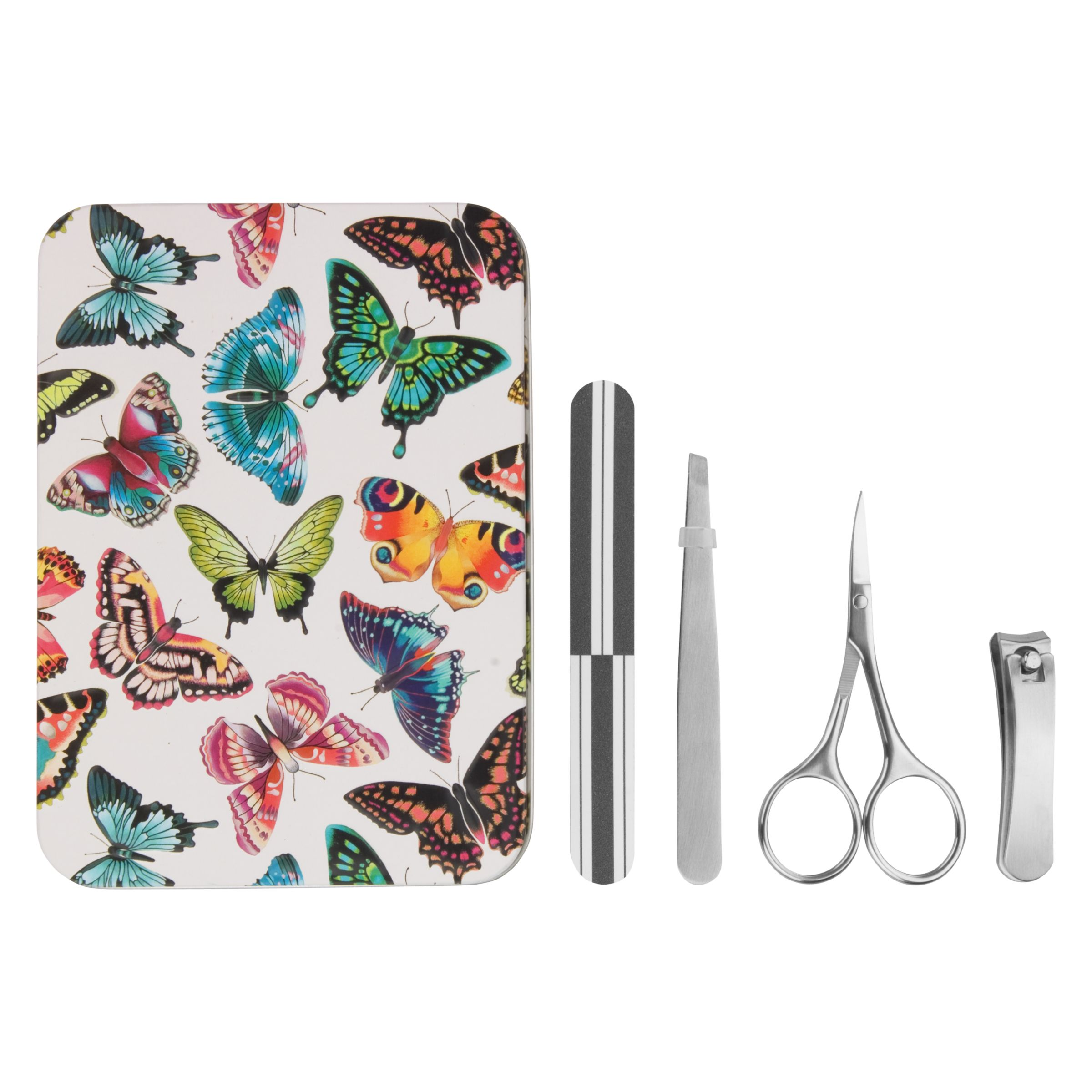 Harlequin Harlequin Papilio Manicure Set