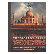 Buy The World's Great Wonders Book Online at johnlewis.com