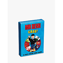 Buy Clarendon Games Mr Benn Grab Card Game Online at johnlewis.com