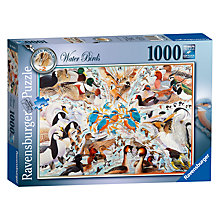 Buy Ravensburger Water Birds 1000 Piece Jigsaw Puzzle Online at johnlewis.com