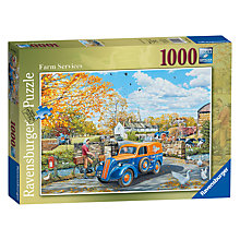 Buy Ravensburger Farm Services Puzzle, 1000 Pieces Online at johnlewis.com