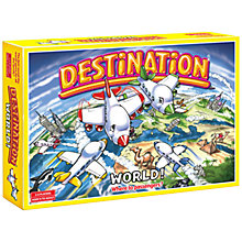 Buy Destinaton The World Board Game Online at johnlewis.com