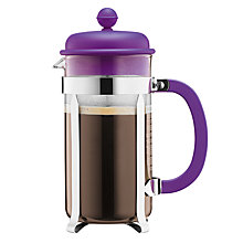 Buy Bodum Caffettiera, 8 Cup, 1L Online at johnlewis.com