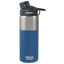 Buy Camelbak Chute 0.6L Drinks Bottle, Pacific Blue Online at johnlewis.com