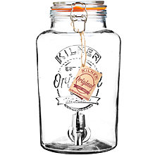 Buy Kilner Drinks Dispenser, 5L Online at johnlewis.com